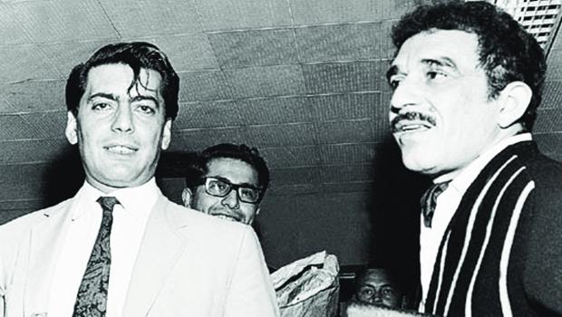 Mario Vargas Llosa e Gabriel García Márquez: o primeiro fez mais sucesso no início, era mais bonito e sofisticado e era mais apaixonado pela Revolução Cubana. Depois, brigaram porque o segundo teria cantado a mulher do primeiro