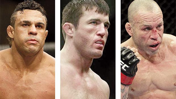 """Testosterona é o Viagra dos """"velhinhos"""" do UFC. Os EUA deveriam liberar Vitor Belfort e Chael Sonnen"""