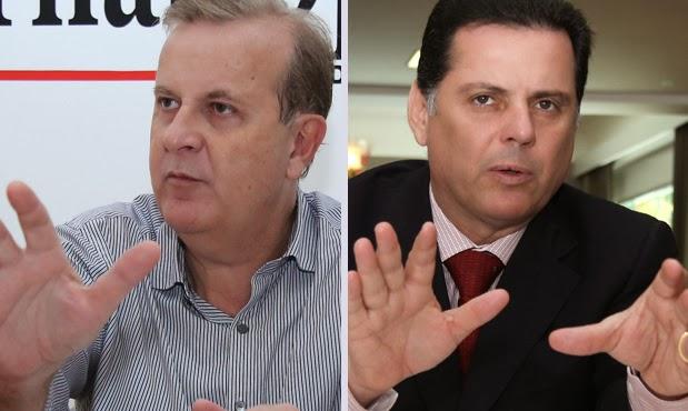 Marconi e Paulo Garcia traçam força-tarefa para conter violência em Goiânia e região metropolitana