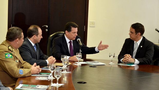 Goiás fica em 2º lugar em levantamento do TCU sobre Segurança Pública