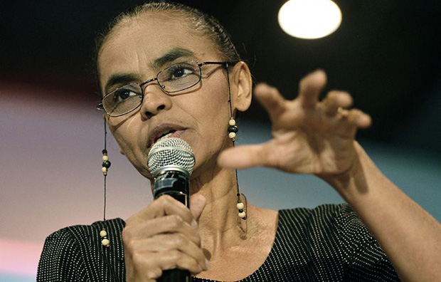 Marina apoia manutenção de programas sociais e investigação sobre Petrobras