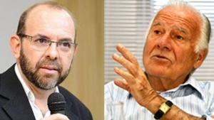 Leandro Fortes e Mino Carta: condenados a pagar 180 mil reais a ministro do STF