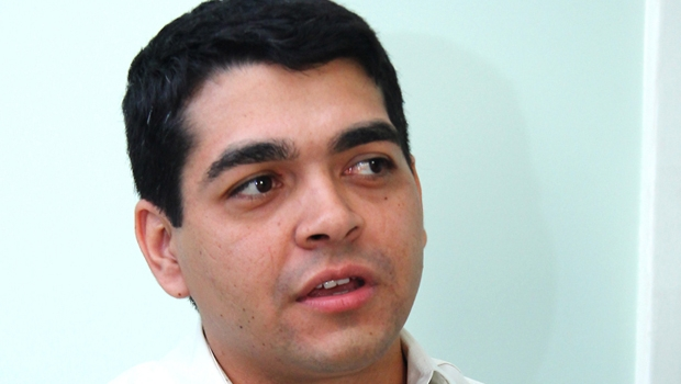 """Tayrone di Martino: """"Cansei de votar a favor de Paulo Garcia e contra Goiânia"""". É o motivo da renúncia"""