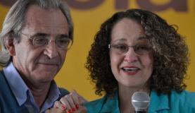 PSOL registra candidatura de Luciana Genro à Presidência