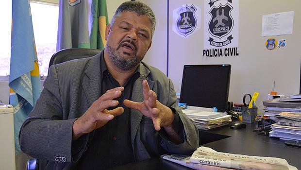 """Presidente licenciado da Ugopoci, Ademar Luiz de Oliveira: """"Mais melhorias das condições de trabalho"""""""