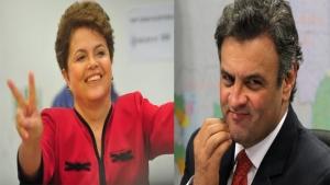 Dilma e aeciio
