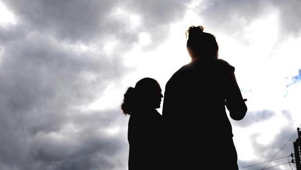 As filhas foram abusadas pelo pai e tiveram, cada uma, três filhos com ele | Foto: Rodrigo PhilippS