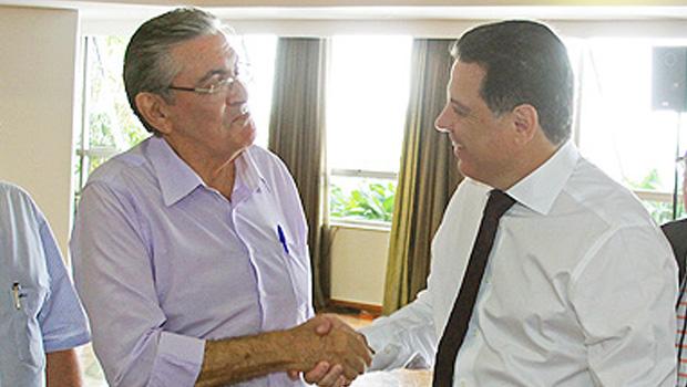 Braço direito de Friboi define estratégias para angariar votos para Marconi