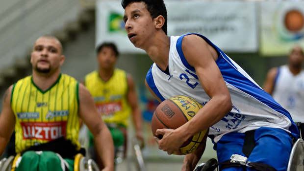 Goiânia sedia campeonato de basquete em cadeira de rodas