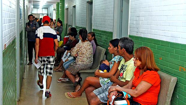 Prefeitura reconhece que a saúde é hoje um dos principais problemas de Goiânia