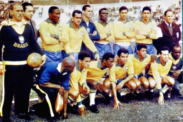 Copa de 1962 – Segundo título | Foto: CBF