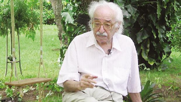 Os dez melhores poemas de Manoel de Barros
