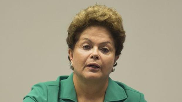 Petistas goianos acreditam que presidente Dilma vai reforçar palanque de Gomide | Foto: Marcelo Camargo/Agência Brasil