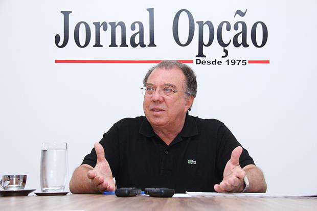 Peemedebista Frederico Jayme muda de ideia e confirma que participará da campanha do governador Marconi Perillo