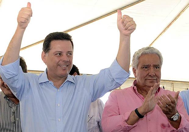 Além dos líderes de partido, o governador também tem se reunido com os principais candidatos a deputado estadual e federal | Foto: Rodrigo Cabral