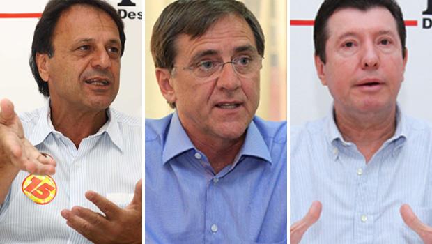 Antônio Gomide, Adib Elias e José Nelto têm pedidos de candidatura impugnados pela PRE-GO