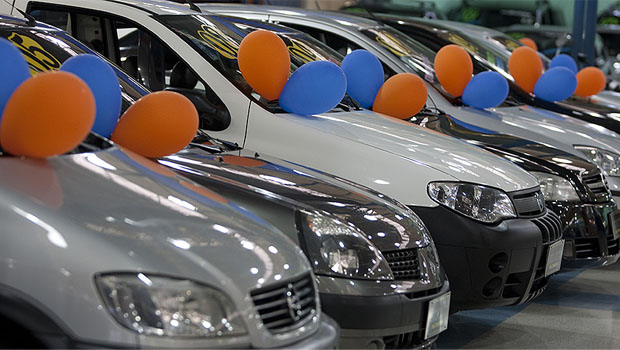 Produção de veículos cresce 25,2 % em 2017 após três anos de queda