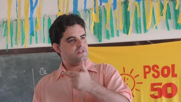 """""""Expressei apenas minha opinião"""", diz jornalista denunciado por 'ameaçar' candidato ao governo de Goiás"""