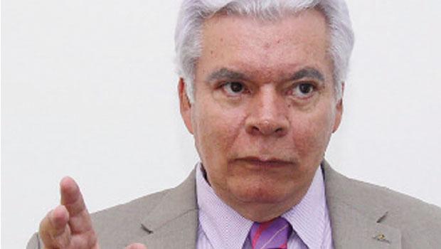 Titular da SIC, Wiliam O'Dwyer: meio de campo com potenciais investidores  Fernando Leite/Jornal Opção