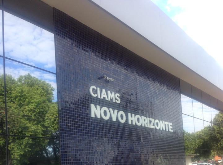 Após reformas, ambulatório do Ciams Novo Horizonte é inaugurado