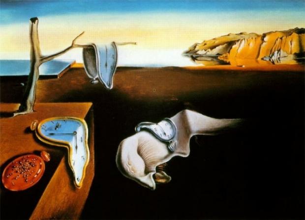 A persistência da memória | Salvador Dalí, 1931