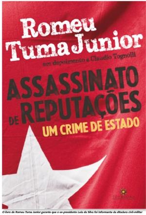 """Governador de Goiás era um dos supostos alvos dos dossiês falsos. Relato foi publicado em """"Assassinato de Reputações""""   Foto: Reprodução"""