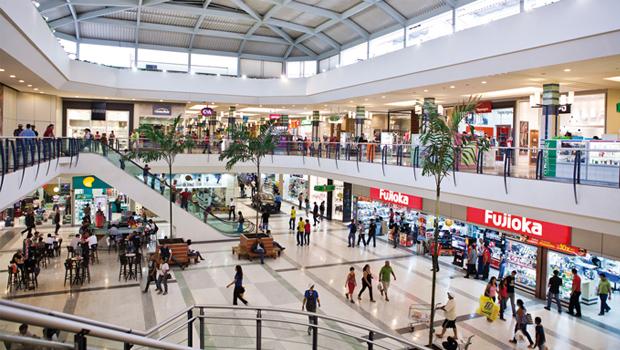 Tentativa de furto gera pânico em shopping de Aparecida de Goiânia