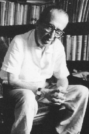 Manuel Bandeira: poeta, tradutor e crítico literário   Foto: ABL