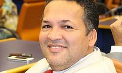 Vereador Divino Rodrigues (Pros) | Foto: Reprodução Câmara Municipal