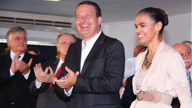 Partido de Marina Silva lamenta morte do presidenciável Eduardo Campos