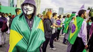Os protestos do ano passado são a origem de boa parte do voto que migrou para a candidata da Rede/PSB