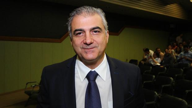 Especialista em marketing em transportes Roberto Sganzerla| Foto: Fernando Leite|Jornal Opção