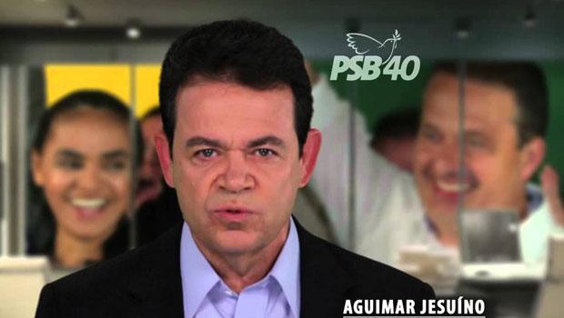 Também candidato ao Senado, Aguimar Jesuíno crítica postura de Caiado quanto à crise da Celg