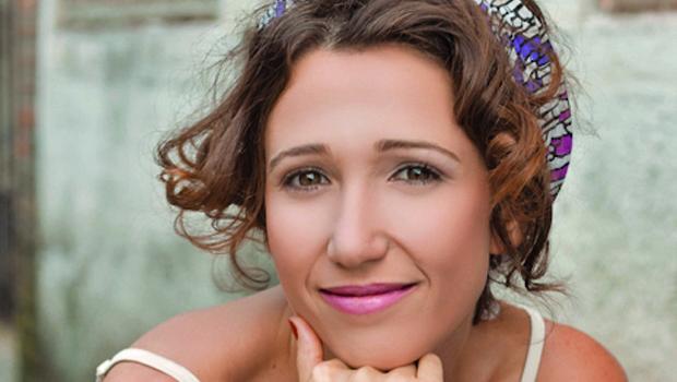 A atriz, escritora e ilustradora Rita Carelli irá  ministrar duas oficinas. Foto: Divulgação