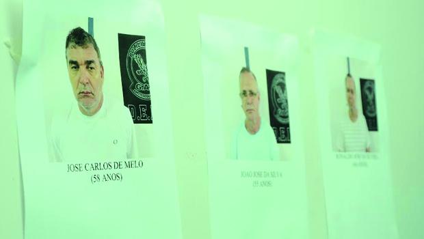 A polícia afirma que já identificou outros dois participantes do sequestro. Foto: Fábio Lima | O Hoje