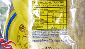 Consumo é quase o dobro do recomendado pela OMS