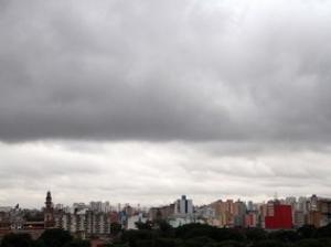 tempo nublado gyn