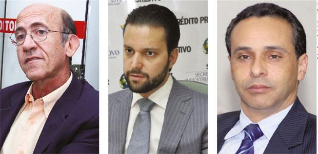 Rubens Otoni (PT), Alexandre Baldy  (PSDB) e Frei Valdair (PTB), segundo os presidentes, irão para a Câmara Federal