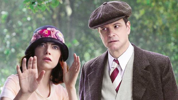 """Emma Stone e Colin Firth, em cena de  """"Magia ao Luar"""", o novo filme Woody Allen   Foto: Imagem Filmes"""