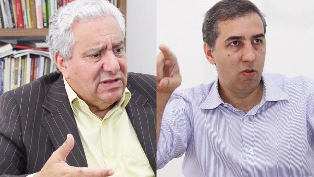 José Eliton é o nome natural para suceder o governador Marconi Perillo; contudo, caso não consiga vencer as resistência que tem na base, Vilmar Rocha seria alguém para a função