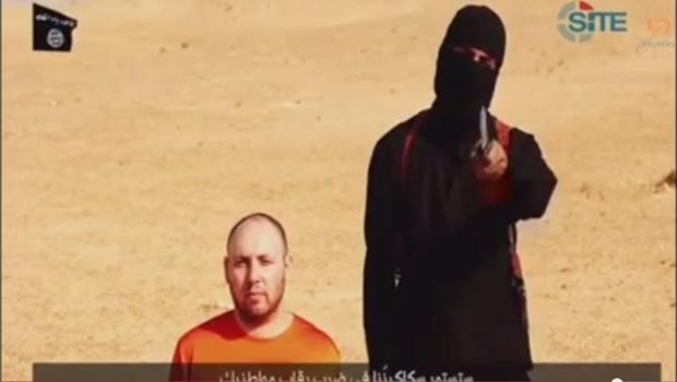 Vídeo mostra decapitação de mais um jornalista dos EUA por radicais do Estado Islâmico