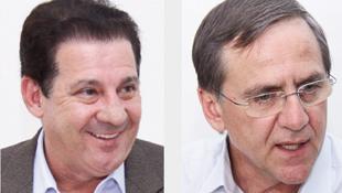 Vanderlan Cardoso e Antônio Gomide: a serviço da campanha  de Iris Rezende, sacrificando seus próprios projetos políticos | Foto: Fernando Leite/Jornal Opção