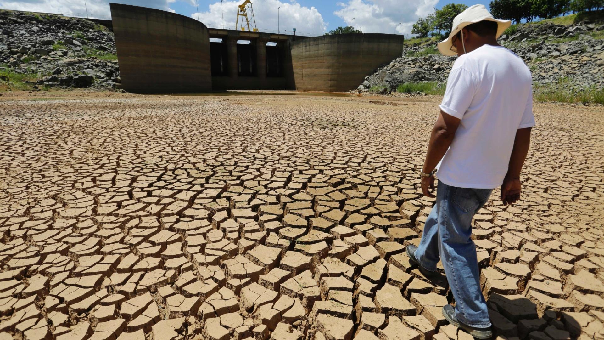 Nível dos reservatóros do Sistema Cantareira tem nova queda e registra 7,4% da capacidade