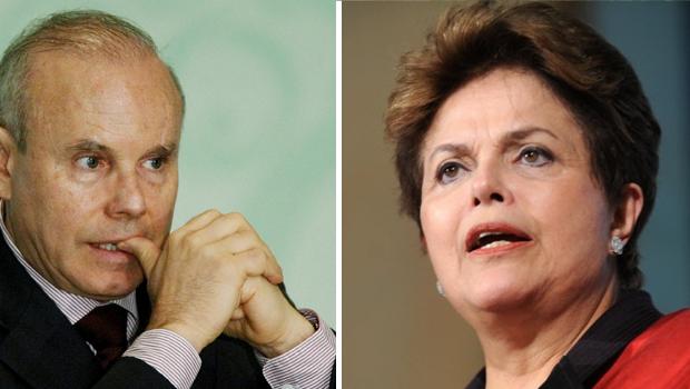 """Questionada sobre substituição de Guido Mantega, Dilma afirma que """"eleição nova, governo novo, equipe nova"""""""