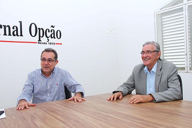 """""""Iris vai sair desmoralizado destas eleições"""", dizem peemedebistas apoiadores de Marconi Perillo"""