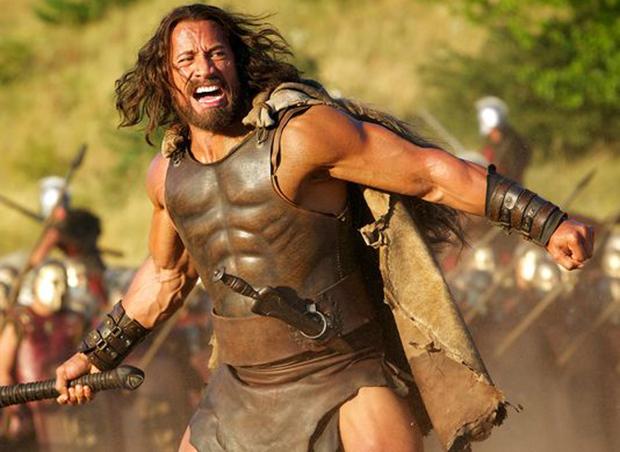 "Para interpretar Hércules, Dwayne ""The Rock"" Johnson fez dieta radical e exercícios pesados"