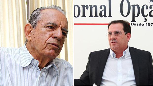 Iris Rezende não admite ficar em terceiro lugar e admite bater em Vanderlan Cardoso