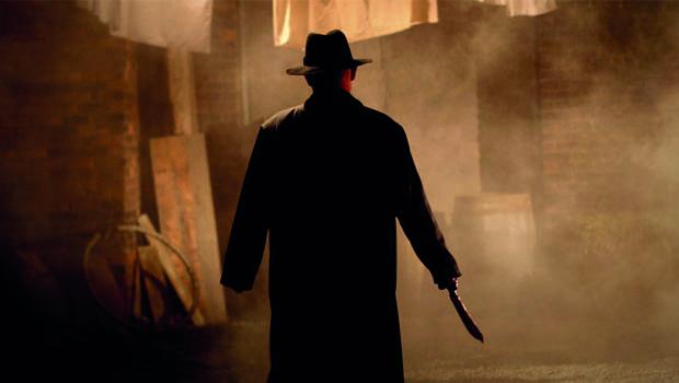Cena do filme baseado na história do serial killer Jack, o Estripador|Foto: Reprodução|Filme