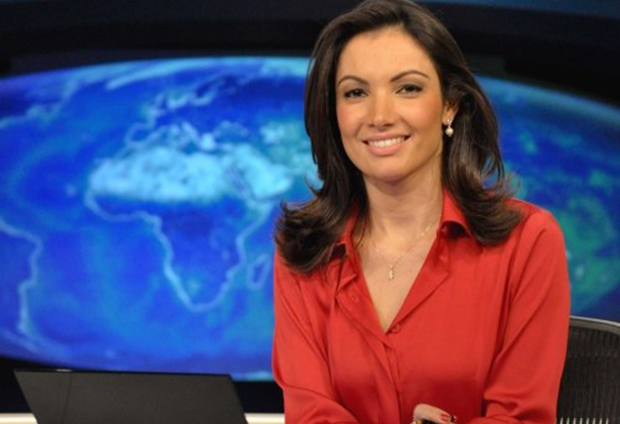 Patrícia Poeta, da TV Globo, está namorando o médico Fabiano Serfaty