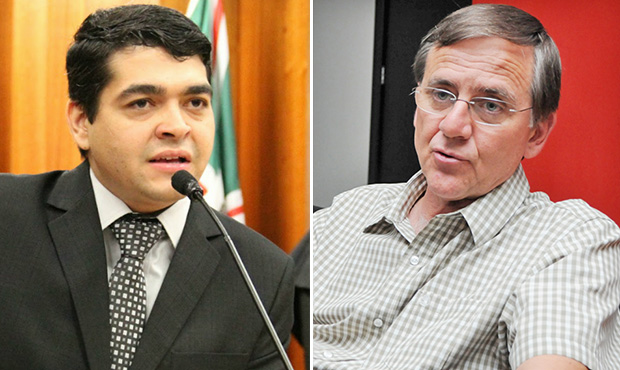 Para Gomide, divisão entre Tayrone e Paulo Garcia não afeta campanha